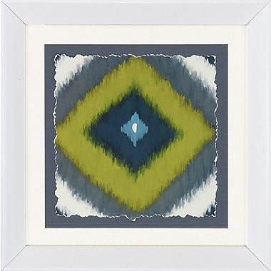 Propac Images Intertwine Merge 4 Piece Framed Painting Print