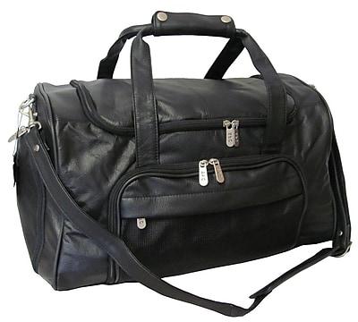 AmeriLeather 18'' APC Leather Travel Duffel