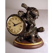 Judith Edwards Designs Turtle 8'' Clock