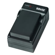 Bower Ultra-Rapid Compact Design Battery Charger Sony NP-FM50, NP-FM55H, NP-FM500H & NP-QM71