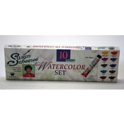 Weber Art SCHEEWE 10 TUBE WATERCOLOR SET