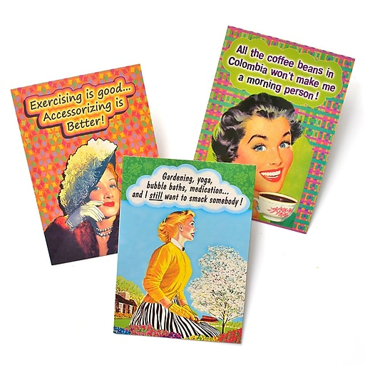 Gartner greetings boutique greeting cards 3 pack blank card staples httpsstaples 3ps7is m4hsunfo