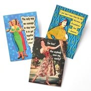 Gartner Greetings Boutique Greeting Cards, 3 pack - Birthday For Her, Fabulous