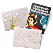 Gartner Greetings Premium Greeting Cards, 3 pack - Anniversary