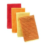 Fiesta Bar Mop Towel (Set of 4); Sunny Stripe