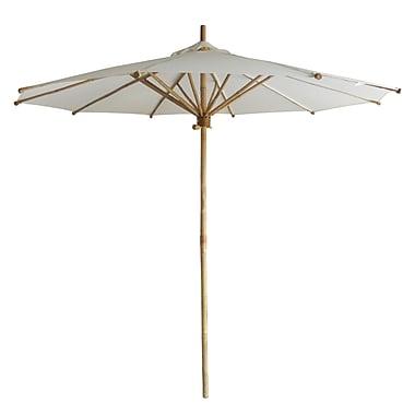 Buyers Choice Phat Tommy 7' Market Umbrella; Ivory