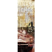 TAF DECOR NY Ave 2 Graphic Art on Wrapped Canvas