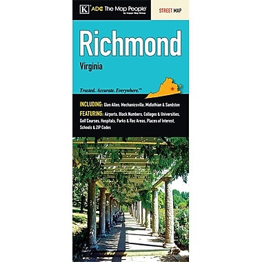 Universal Map Richmond Fold Map