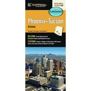 Universal Map Phoenix/Tucson Arizona Laminated Map