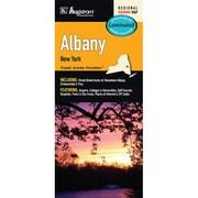 Universal Map Albany Laminated Map