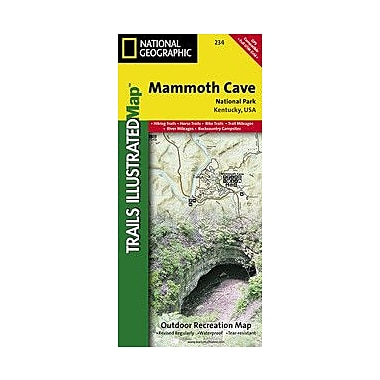 Universal Map Mammoth Cave National Park Map