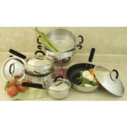 Cook Pro 18/10 Stainless Steel 10-Piece Cookware Set