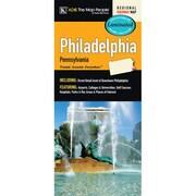 Universal Map Philadelphia Laminated Map