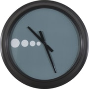 Decor Therapy Oversized 24'' Contemporary Wall Clock