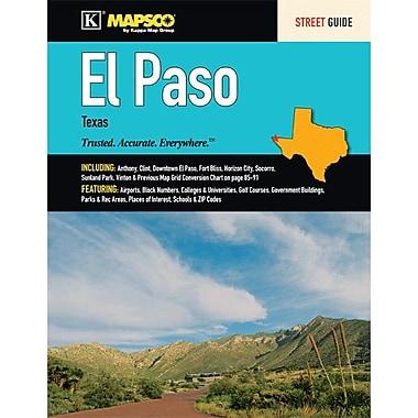Universal Map El Paso Street Guide