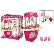 Berry Toys Carry Along Plastic Play Kitchen