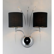 Warehouse of Tiffany Sophie 2-Light Wall Sconce