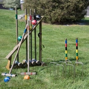 Franklin Sports Vintage Croquet