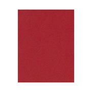 LUX 8 1/2 x 11 Paper 50/Box, Ruby Red (81211-P-76-50)