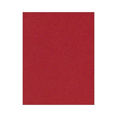 LUX 13 x 19 Cardstock 500/Box, Ruby Red (1319-C-18-500)