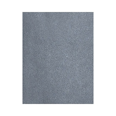 LUX 8 1/2 x 11 Cardstock, Anthracite Metallic, 500/Box (81211-C-05-500)