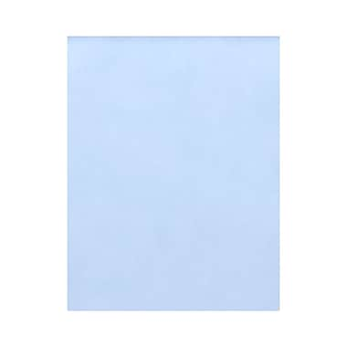 LUX 12 x 18 Cardstock, Baby Blue, 500/Box (1218-C-13-500)