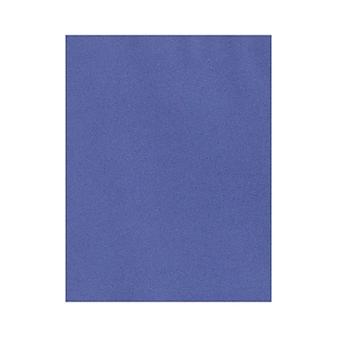 LUX 8 1/2 x 11 Cardstock, Boardwalk Blue, 50/Box (81211-C-12-50)