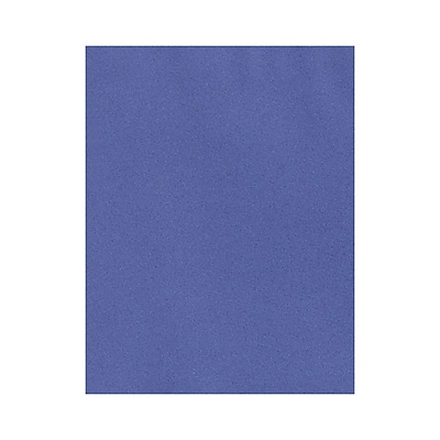 LUX 8 1/2 x 11 Cardstock 1000/Box, Boardwalk Blue (81211-C-12-1000)