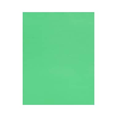 Lux Cardstock 8.5 x 11 inch, Bright Green 500/Pack