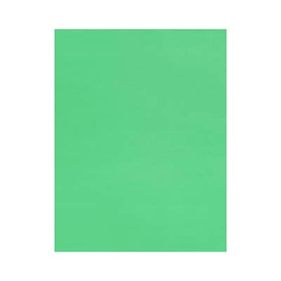 Lux Cardstock 8.5 x 11 inch Bright Green 1000/Pack