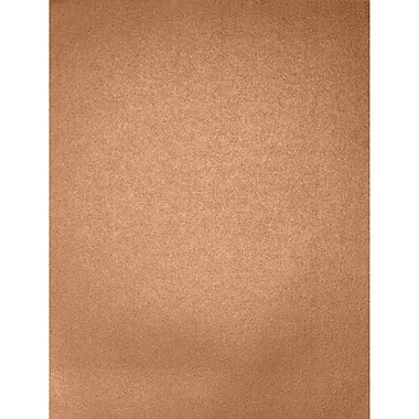 LUX 13 x 19 Cardstock, Copper Metallic, 250/Box (1319-C-M27-250)