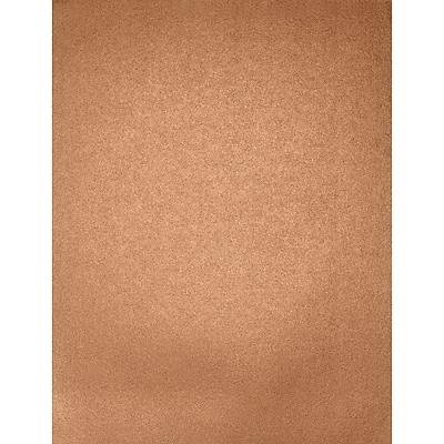LUX 12 x 18 Cardstock 500/Box, Copper Metallic (1218-C-M27-500)