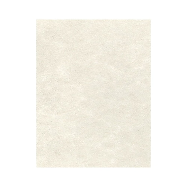 LUX 8 1/2 x 11 Paper, Cream Parchment, 500/Box (81211-P-29-500)