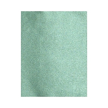 Lux Papers 8.5 x 11 inch Emerald Metallic 50/Pack