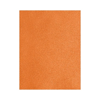 LUX 8 1/2 x 11 Cardstock 250/Box, Flame Metallic (81211-C-38-250)
