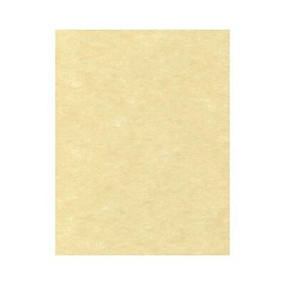 LUX 8 1/2 x 11 Cardstock 1000/Box, Gold Parchment (81211-C-41-1000)