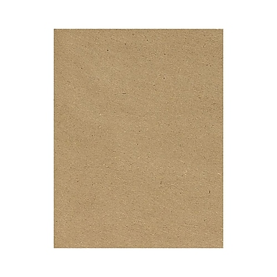 LUX 8 1/2 x 11 Cardstock 250/Box, Grocery Bag (81211-C-46-250)