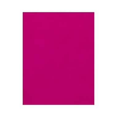 LUX 8 1/2 x 11 Paper 250/Box, Magenta (81211-P-53-250)