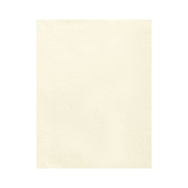 LUX 8 1/2 x 11 Cardstock 500/Box, Natural Linen (81211-C-59-500)