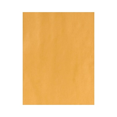 Lux Cardstock 8.5 x 11 inch Ochre 50/Pack