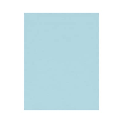 Lux Cardstock 8.5 x 11 inch Pastel Blue 50/Pack