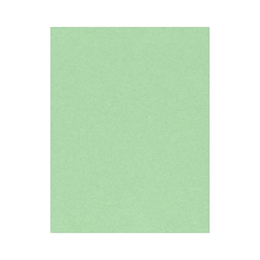 LUX 8 1/2 x 11 Cardstock, Pastel Green, 1000/Box (81211-C-67-1000)