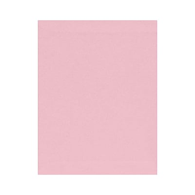 Lux Cardstock 8.5 x 11 inch Pastel Pink 50/Pack