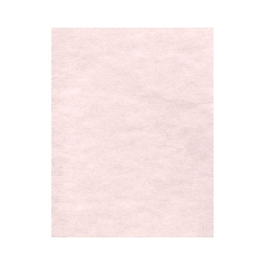 Lux Cardstock 8.5 x 11 inch Pink Parchment 50/Pack
