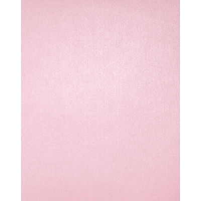 Lux Cardstock 13 x 19 inch Rose Quartz Metallic Pink 500/pack