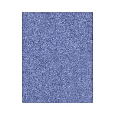 LUX 8 1/2 x 11 Cardstock 250/Box, Sapphire Metallic (81211-C-77-250)