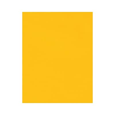 LUX 12 x 18 Cardstock 500/Box, Sunflower (1218-C-12-500)