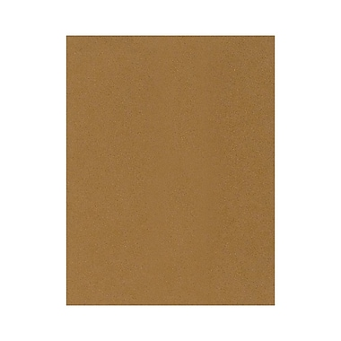 Lux Papers 8.5 x 11 inch Tobacco 50/Pack