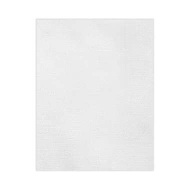 LUX 8 1/2 x 11 Paper, White Linen, 1000/Box (81211-P-90-1000)