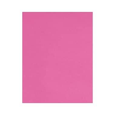 LUX ? Papier 8 1/2 x 11 po, rose fuchsia vif, 1000/boîte (81211-P-15-1000)